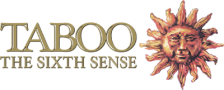 Taboo - The Sixth Sense logo