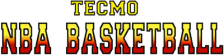 Tecmo NBA Basketball logo