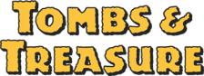 Tombs & Treasure logo