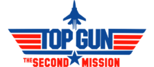 Top Gun - The Second Mission logo