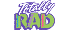 Totally Rad logo