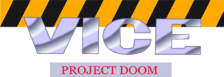 Vice - Project Doom logo