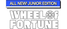Wheel of Fortune - Junior Edition logo