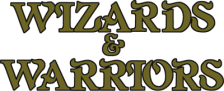 Wizards & Warriors logo
