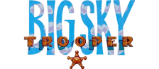 Big Sky Trooper logo