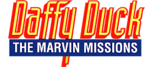 Daffy Duck - The Marvin Missions logo