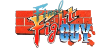 Final Fight Guy logo