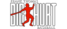 Frank Thomas Big Hurt Baseball logo