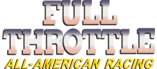 Full Throttle - All-American Racing logo