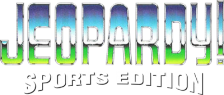 Jeopardy! - Sports Edition logo