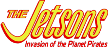 Jetsons, The - Invasion of the Planet Pirates logo