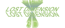 Jim Power - The Lost Dimension in 3D logo