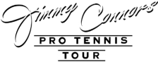 Jimmy Connors Pro Tennis Tour logo