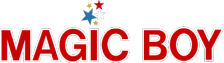 Magic Boy logo
