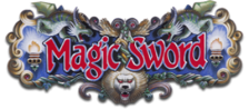 Magic Sword logo