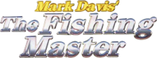Mark Davis' The Fishing Master logo