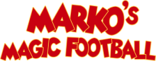 Marko's Magic Football logo