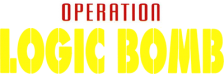 Operation Logic Bomb - The Ultimate Search & Destroy logo