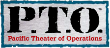 P.T.O. - Pacific Theater of Operations logo