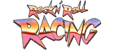 Rock n' Roll Racing logo