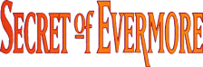 Secret of Evermore logo