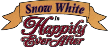 Snow White in Happily Ever After logo