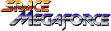 Space Megaforce logo