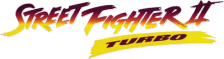 Street Fighter II Turbo - Hyper Fighting logo