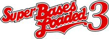Super Bases Loaded 3 - License to Steal logo