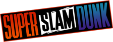 Super Slam Dunk logo