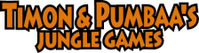 Timon & Pumbaa's Jungle Games logo