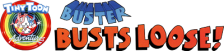 Tiny Toon Adventures - Buster Busts Loose! logo