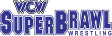 WCW Super Brawl Wrestling logo