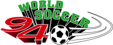 World Soccer 94 - Road to Glory logo