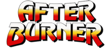 After Burner Complete ~ After Burner logo