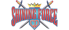Shining Force CD logo