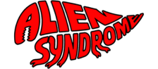 Alien Syndrome logo