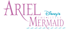 Ariel the Little Mermaid logo