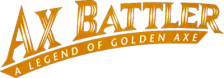 Ax Battler - A Legend of Golden Axe logo