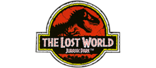 Lost World, The - Jurassic Park logo