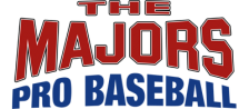 Majors Pro Baseball, The logo