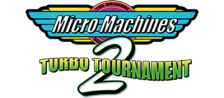 Micro Machines 2 - Turbo Tournament logo