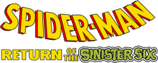 Spider-Man - Return of the Sinister Six logo
