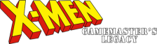 X-Men - Gamemaster's Legacy logo