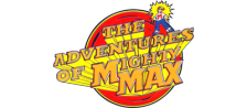 Adventures of Mighty Max, The logo