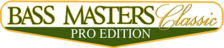 Bass Masters Classic - Pro Edition logo