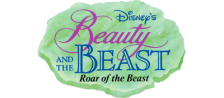 Beauty and the Beast - Roar of the Beast logo