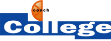 Coach K College Basketball logo