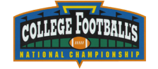 College Football's National Championship logo