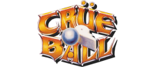 Crue Ball - Heavy Metal Pinball logo